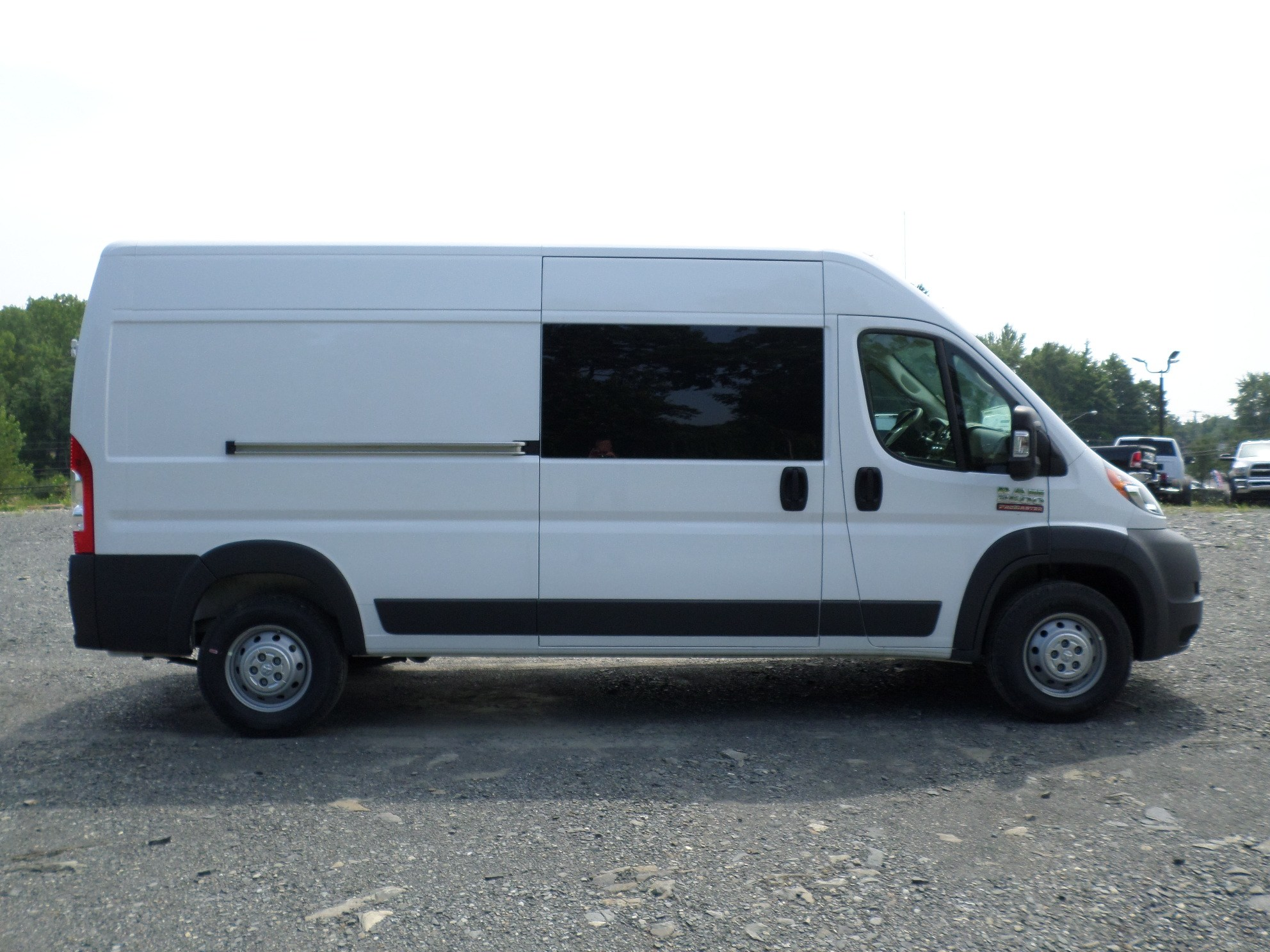 2018 ProMaster 2500 High Roof FWD,  Ranger Design General Service Upfitted Cargo Van #JE102536 - photo 6
