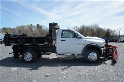 2018 Ram 5500 Regular Cab DRW 4x4,  Crysteel E-Tipper Dump Body #JG157545 - photo 6
