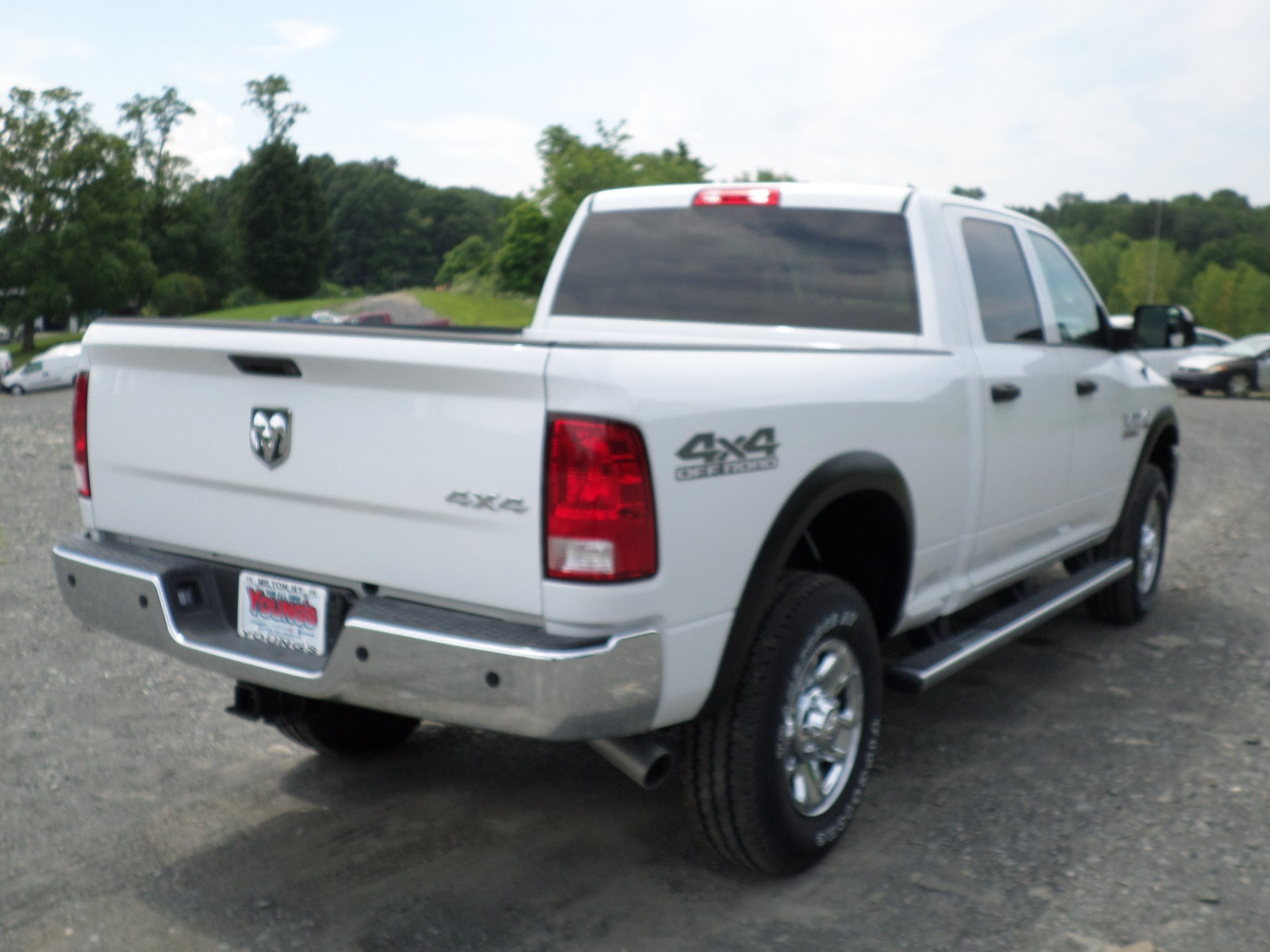 2018 Ram 2500 Crew Cab 4x4,  Pickup #JG223001 - photo 8