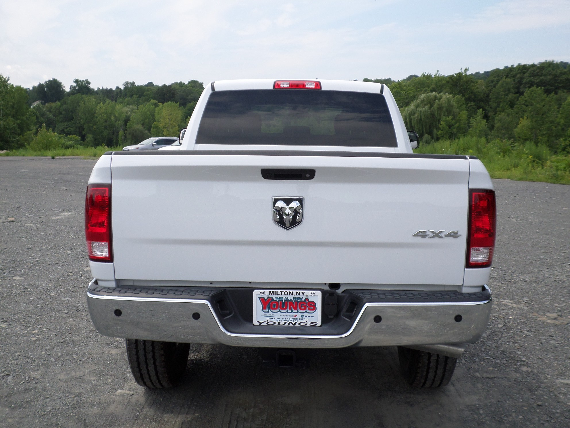 2018 Ram 2500 Crew Cab 4x4,  Pickup #JG223001 - photo 9