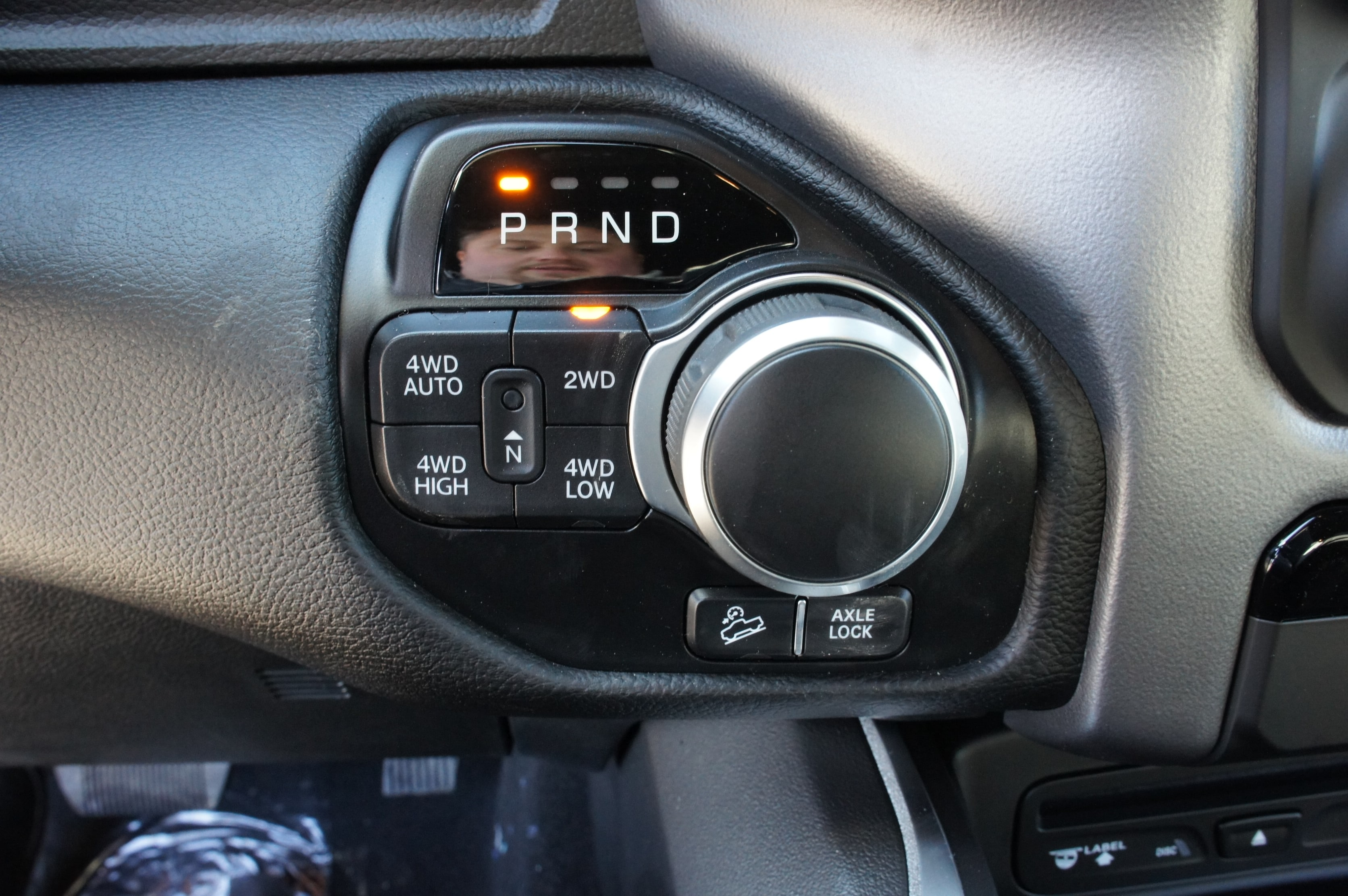 2019 Ram 1500 Crew Cab 4x4,  Pickup #KN630203 - photo 16