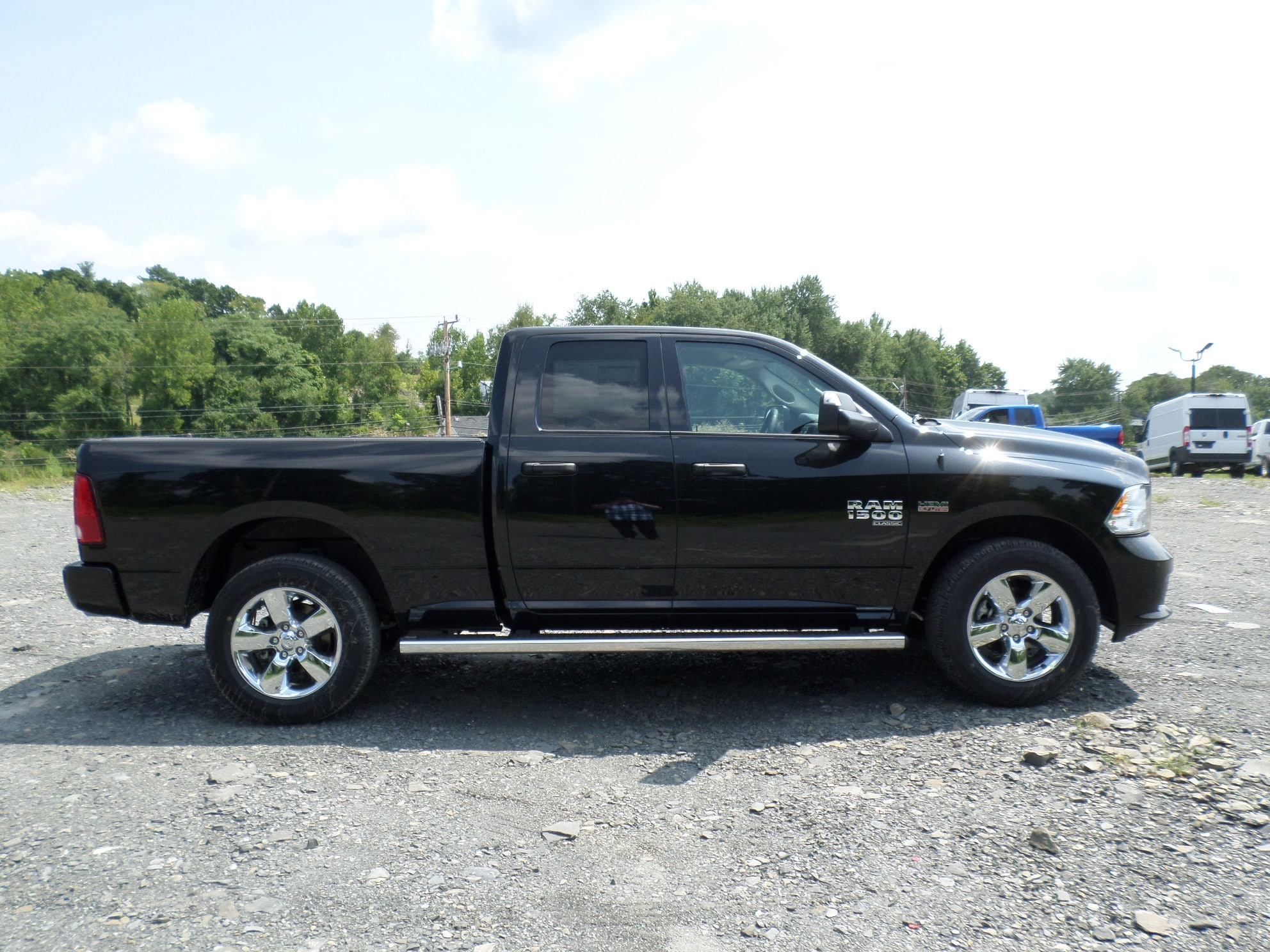 2019 Ram 1500 Quad Cab 4x4,  Pickup #KS501594 - photo 6