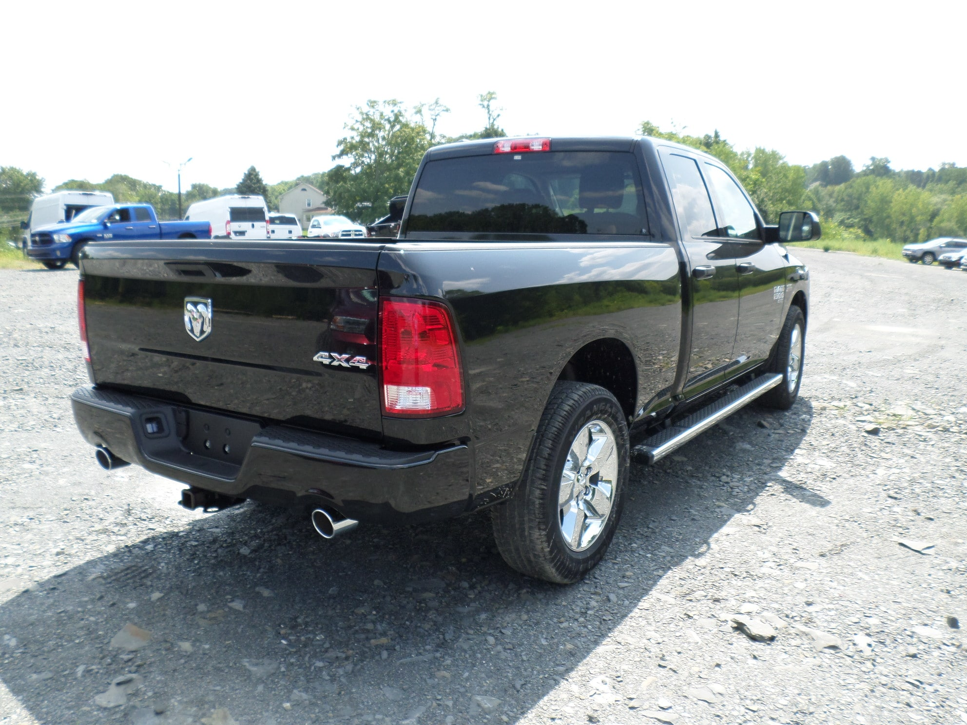 2019 Ram 1500 Quad Cab 4x4,  Pickup #KS501594 - photo 7