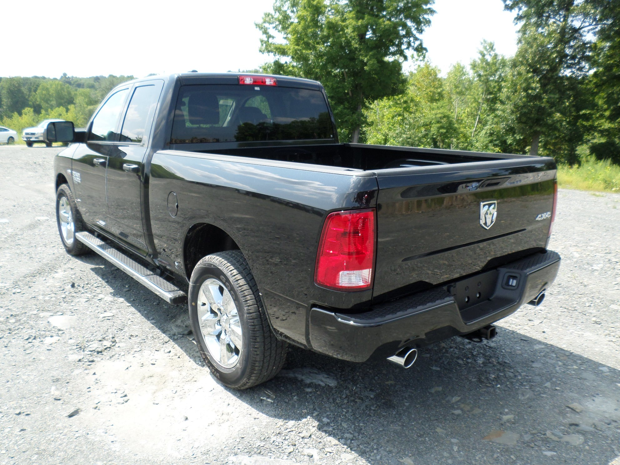 2019 Ram 1500 Quad Cab 4x4,  Pickup #KS501594 - photo 2