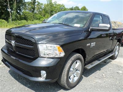 2019 Ram 1500 Quad Cab 4x4,  Pickup #KS501594 - photo 1