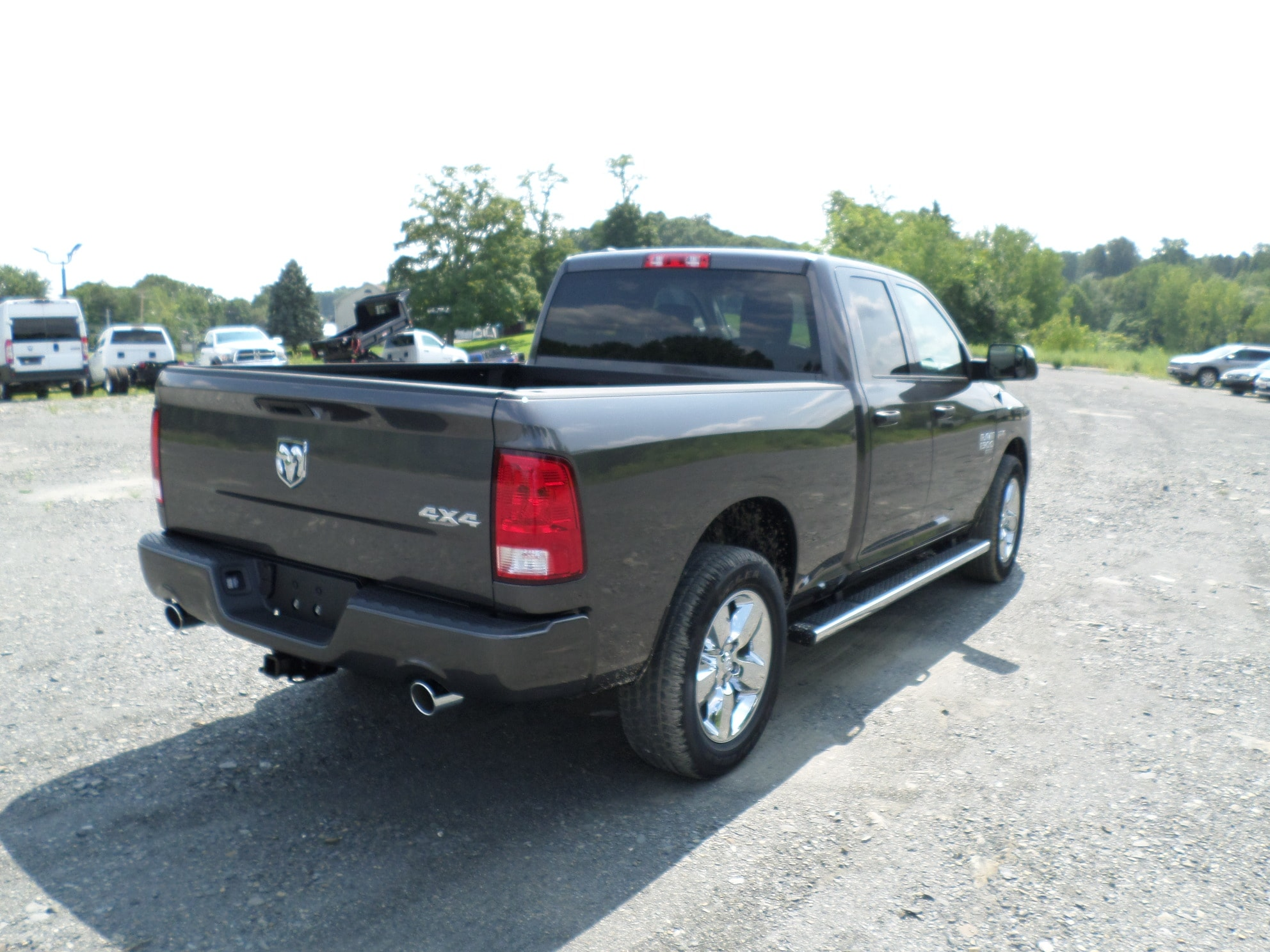 2019 Ram 1500 Quad Cab 4x4,  Pickup #KS501598 - photo 7
