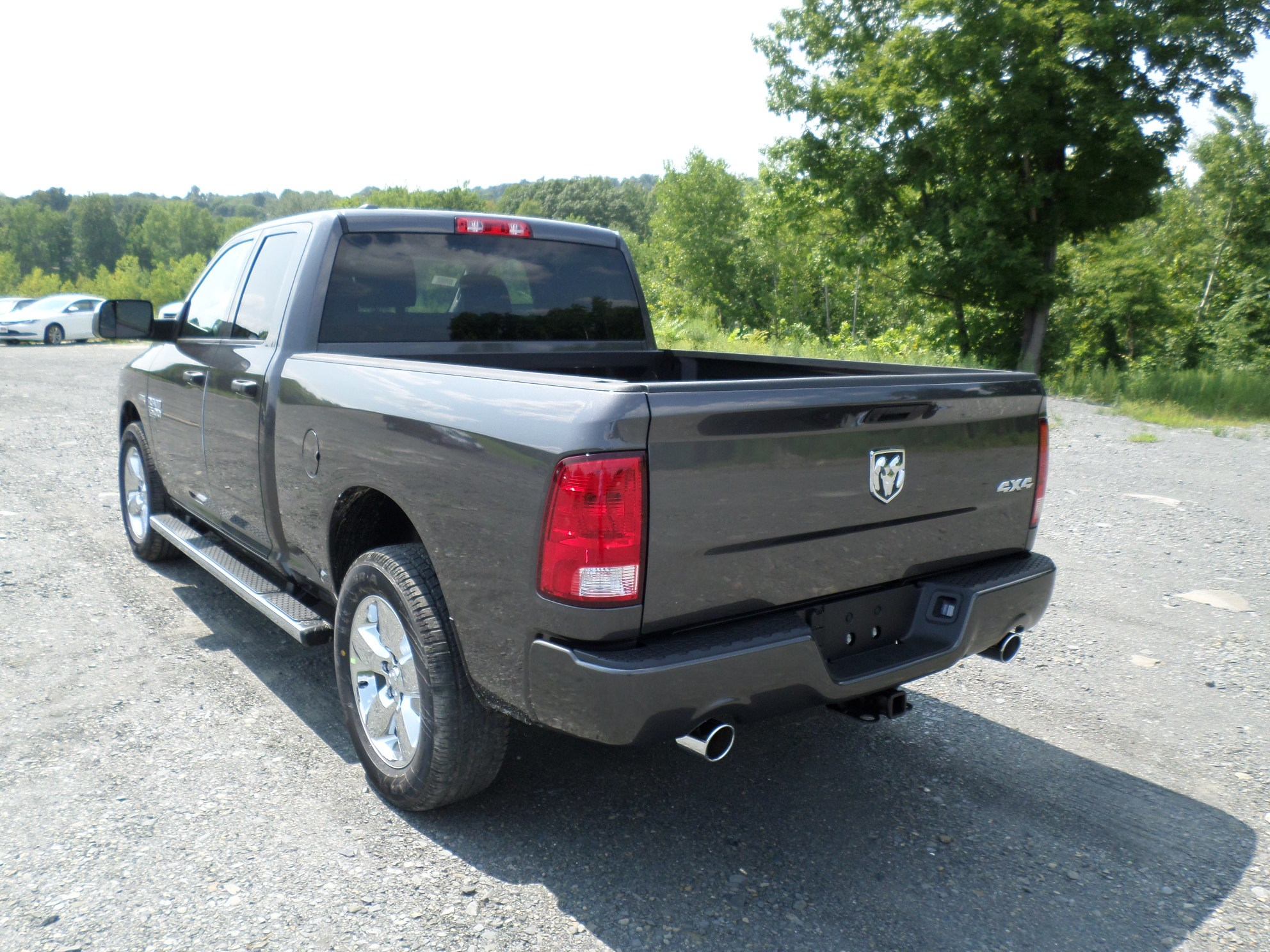 2019 Ram 1500 Quad Cab 4x4,  Pickup #KS501598 - photo 2