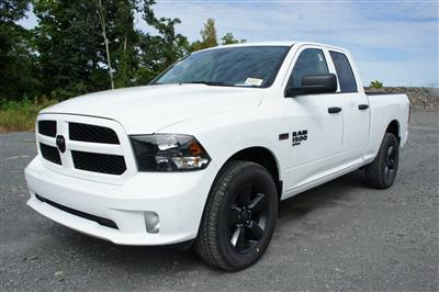 2019 Ram 1500 Quad Cab 4x4,  Pickup #KS522727 - photo 1