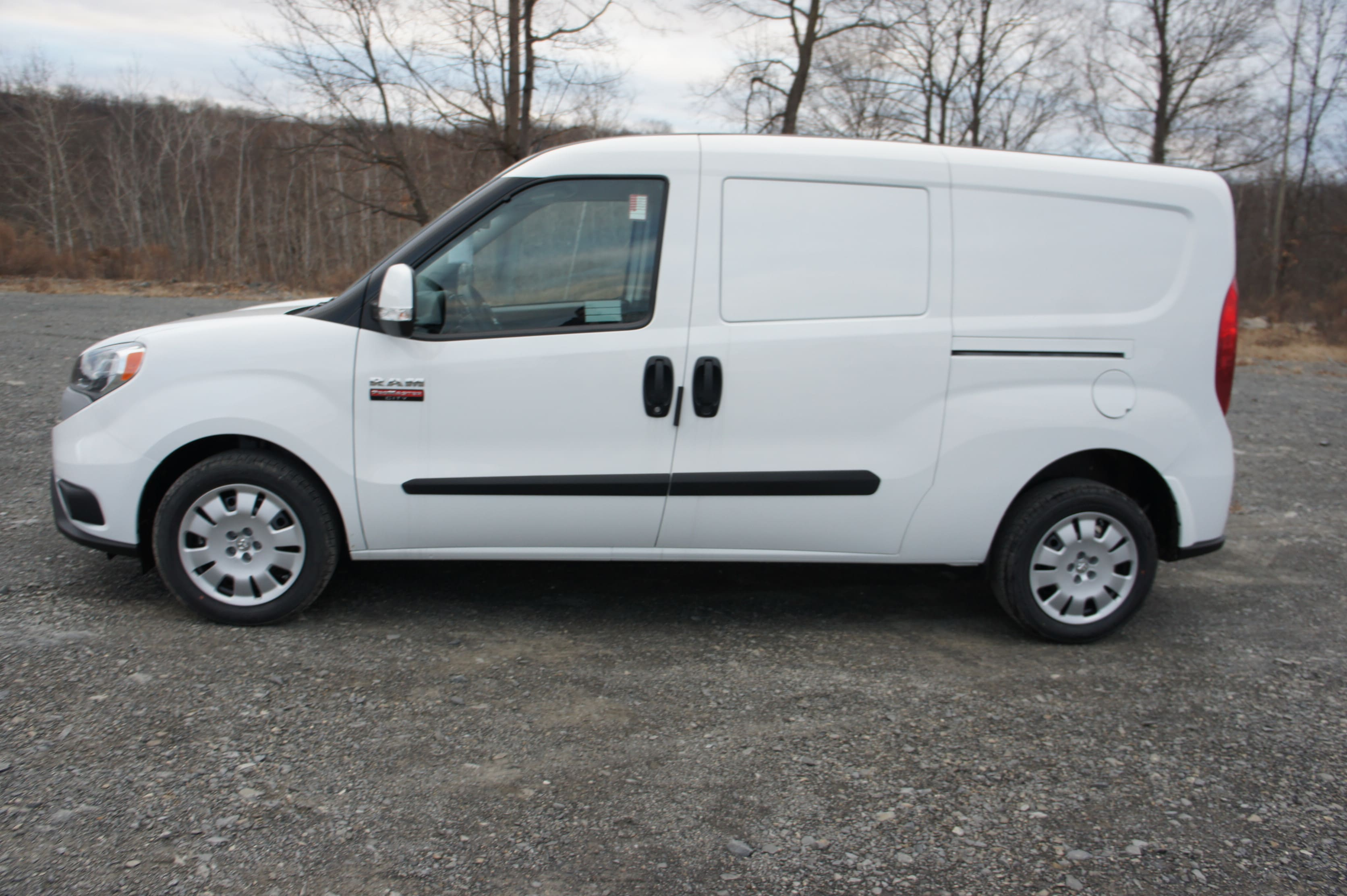 2018 ProMaster City FWD,  Empty Cargo Van #L86260 - photo 3