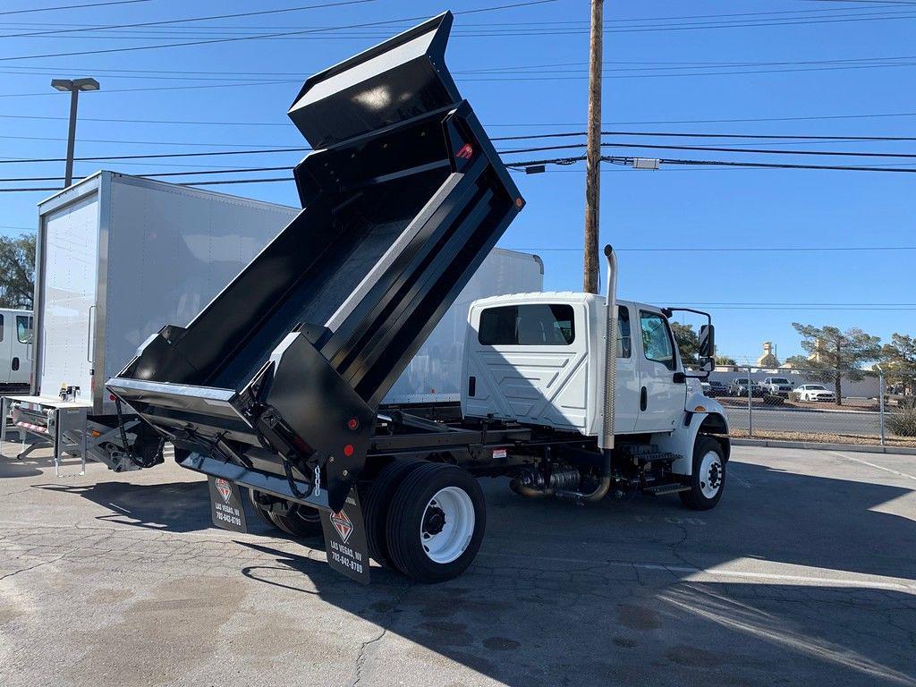 2020 International MV 4x2, Dump Body #126417 - photo 1
