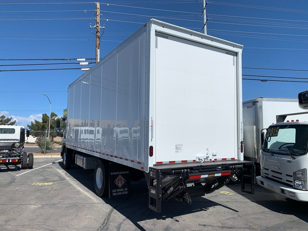 2020 Isuzu FTR Regular Cab 4x2, Dry Freight #131500 - photo 1