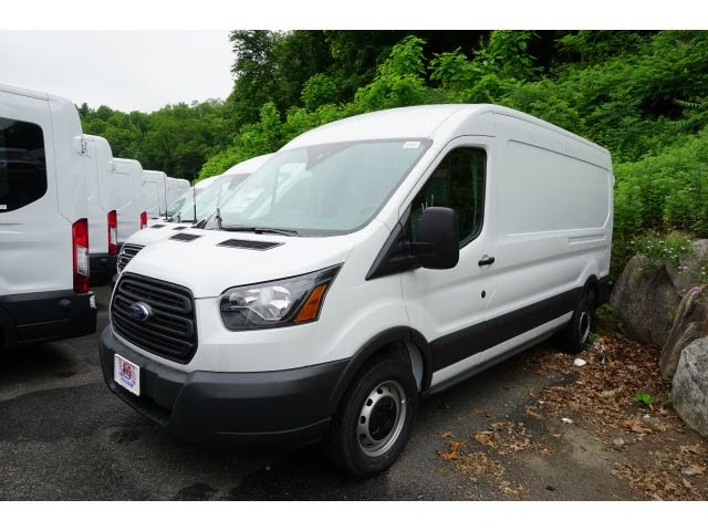 2018 Transit 250 Med Roof 4x2,  Empty Cargo Van #56425 - photo 4