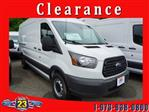 2018 Transit 250 Med Roof 4x2,  Empty Cargo Van #56773 - photo 1