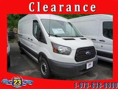 2018 Transit 250 Med Roof 4x2,  Empty Cargo Van #56872 - photo 1