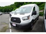 2018 Transit 250 Med Roof 4x2,  Empty Cargo Van #56872 - photo 4