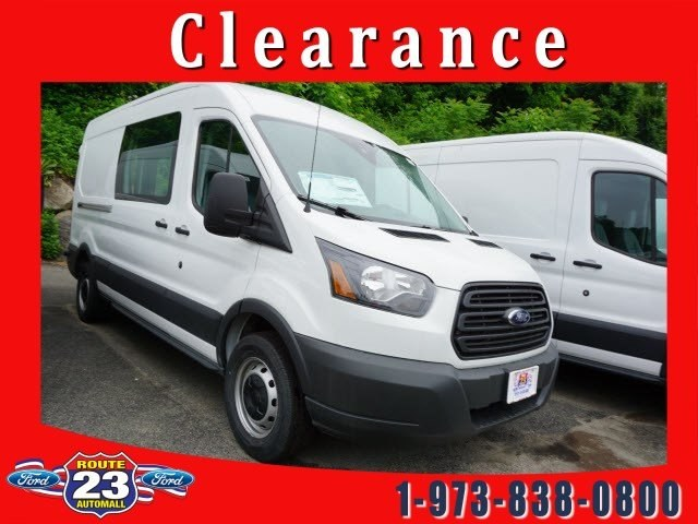 2018 Transit 150 Med Roof 4x2,  Empty Cargo Van #57198 - photo 1