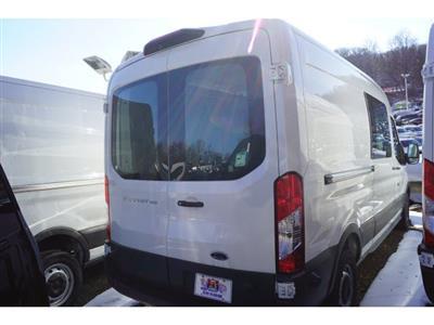 2018 Transit 150 Med Roof 4x2,  Empty Cargo Van #57198 - photo 2