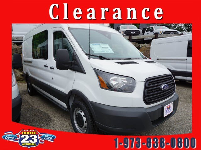 2018 Transit 150 Med Roof 4x2,  Empty Cargo Van #57414 - photo 1