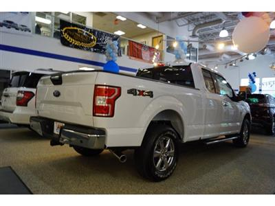 2018 F-150 Super Cab 4x4,  Pickup #58149 - photo 5