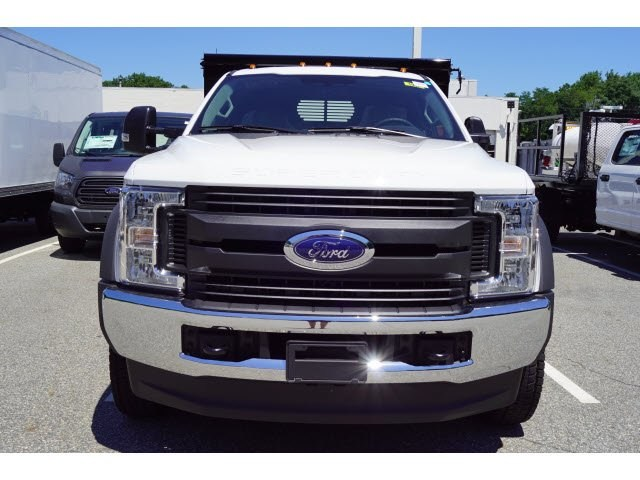 2018 F-450 Super Cab DRW 4x4,  Rugby Dump Body #58226 - photo 3