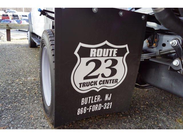 2018 F-450 Super Cab DRW 4x4,  Rugby Eliminator LP Steel Dump Body #58226 - photo 8