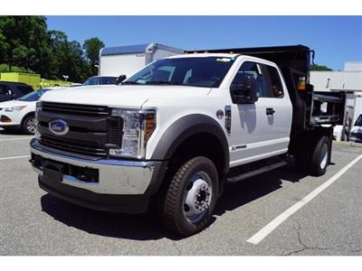 2018 F-450 Super Cab DRW 4x4,  Rugby Eliminator LP Steel Dump Body #58226 - photo 4
