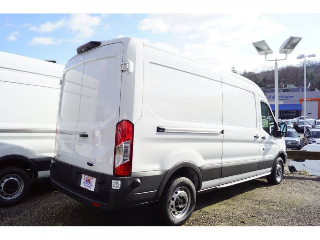 2018 Transit 150 Med Roof 4x2,  Empty Cargo Van #58281 - photo 2