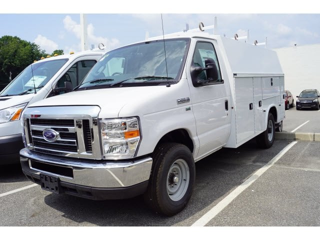 New 2018 Ford E 350 Service Utility Van For Sale In Quincy Il