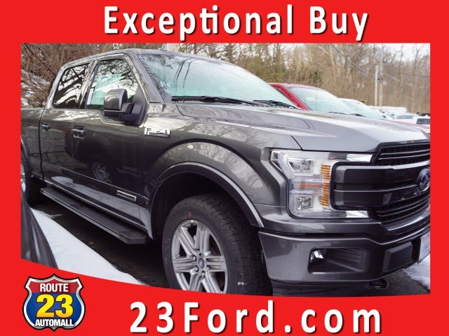 2018 F-150 SuperCrew Cab 4x4,  Pickup #58302 - photo 1