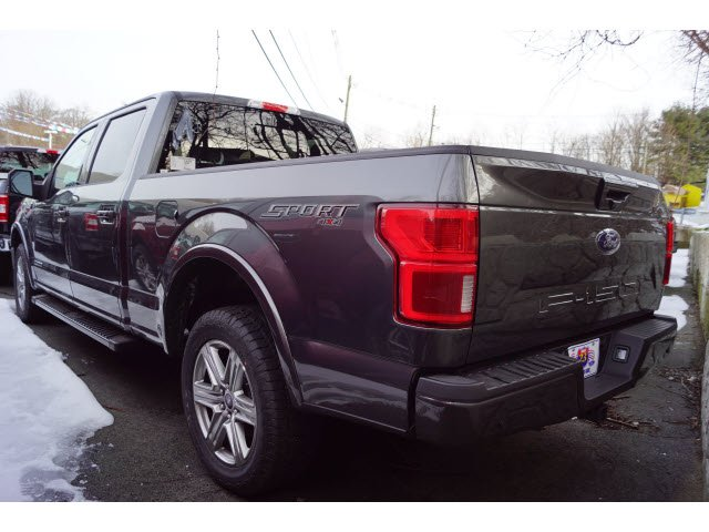 2018 F-150 SuperCrew Cab 4x4,  Pickup #58302 - photo 2