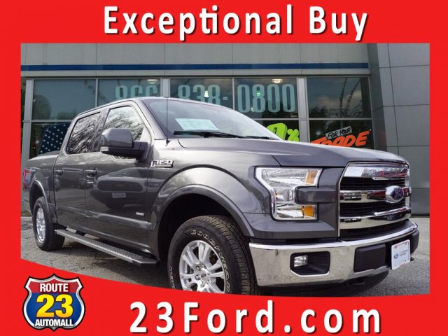 2016 F-150 SuperCrew Cab 4x4,  Pickup #58304A - photo 1