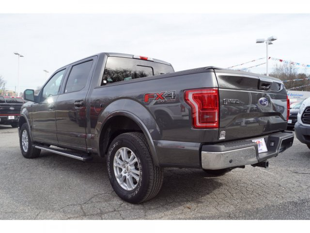 2016 F-150 SuperCrew Cab 4x4,  Pickup #58304A - photo 6
