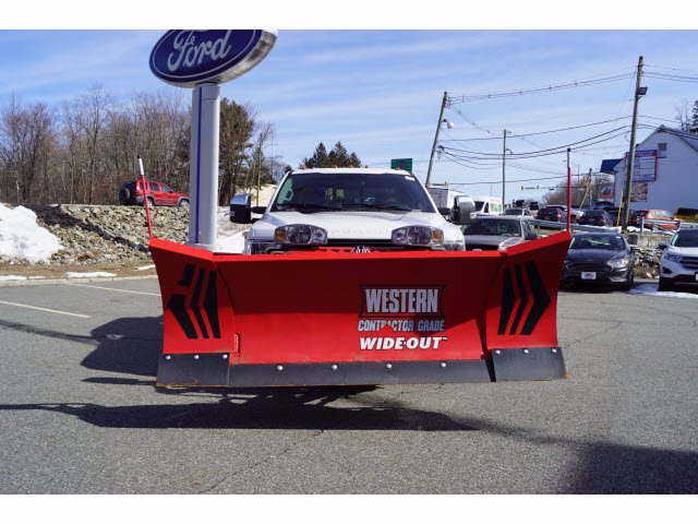 2019 F-350 Super Cab 4x4, Western Snowplow Pickup #58534 - photo 7
