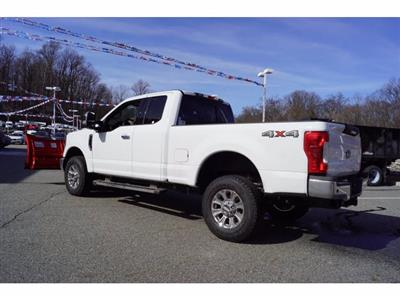 2019 F-350 Super Cab 4x4, Western Snowplow Pickup #58534 - photo 5