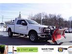 2019 F-350 Super Cab 4x4, Western Snowplow Pickup #58534 - photo 1