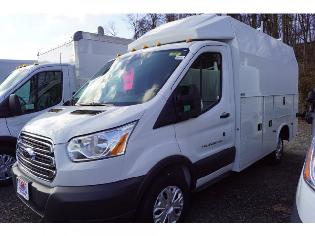 2018 Transit 350 4x2,  Knapheide KUV Service Utility Van #58667 - photo 3