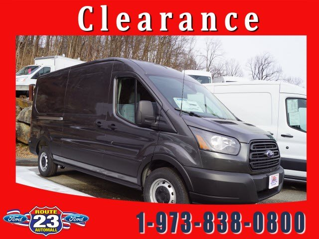 2019 Transit 250 Med Roof 4x2,  Empty Cargo Van #58699 - photo 1