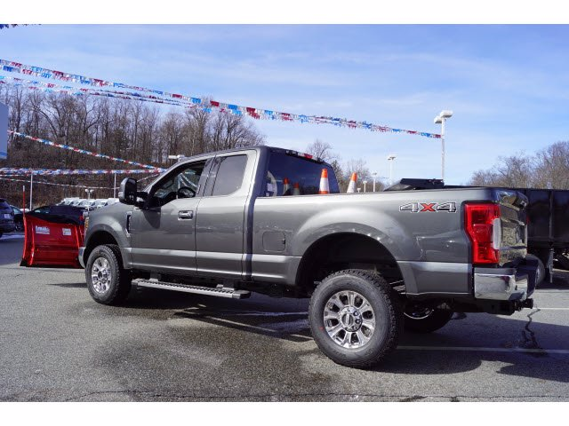 2019 F-350 Super Cab 4x4,  Western Snowplow Pickup #58801 - photo 5