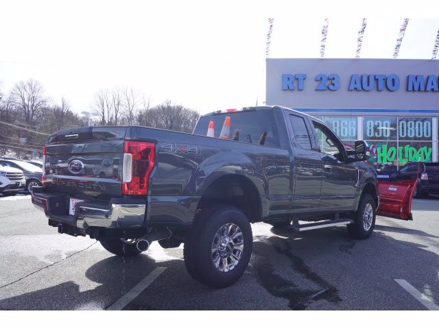 2019 F-350 Super Cab 4x4,  Western Snowplow Pickup #58801 - photo 2