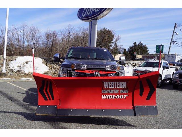 2019 F-350 Super Cab 4x4, Western Snowplow Pickup #58801 - photo 3
