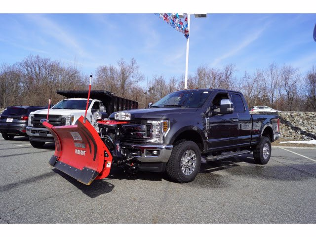 2019 F-350 Super Cab 4x4,  Western Snowplow Pickup #58801 - photo 4