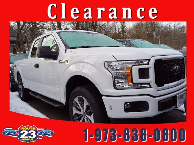 2019 F-150 Super Cab 4x4,  Pickup #58832 - photo 1