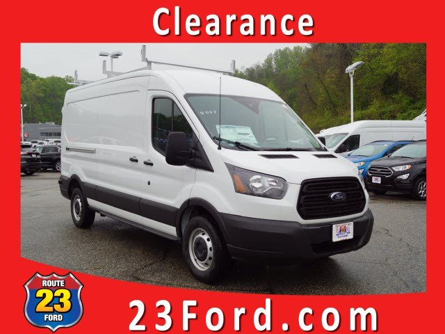 2019 Transit 250 Med Roof 4x2,  Empty Cargo Van #58883 - photo 1