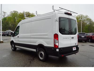 2019 Transit 250 Med Roof 4x2,  Masterack Upfitted Cargo Van #58883 - photo 6
