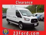 2019 Transit 250 Med Roof 4x2,  Masterack Upfitted Cargo Van #58883 - photo 1