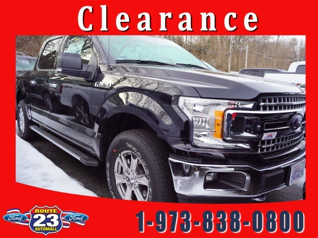 2018 F-150 SuperCrew Cab 4x4,  Pickup #58897 - photo 1