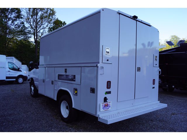 2019 E-350 4x2,  Reading Aluminum CSV Service Utility Van #58905 - photo 5