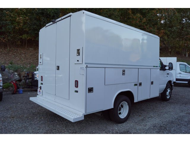 2019 E-350 4x2,  Reading Aluminum CSV Service Utility Van #58905 - photo 7