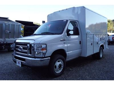 2019 E-350 4x2,  Reading Aluminum CSV Service Utility Van #58905 - photo 4