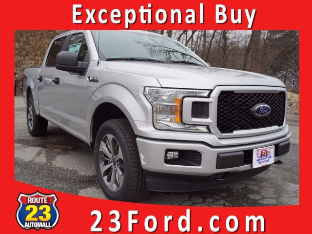2019 F-150 SuperCrew Cab 4x4,  Pickup #58965 - photo 1
